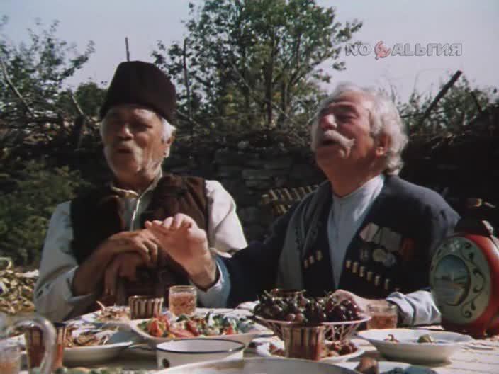 Кадр из фильма «А ну-ка, дедушки!»