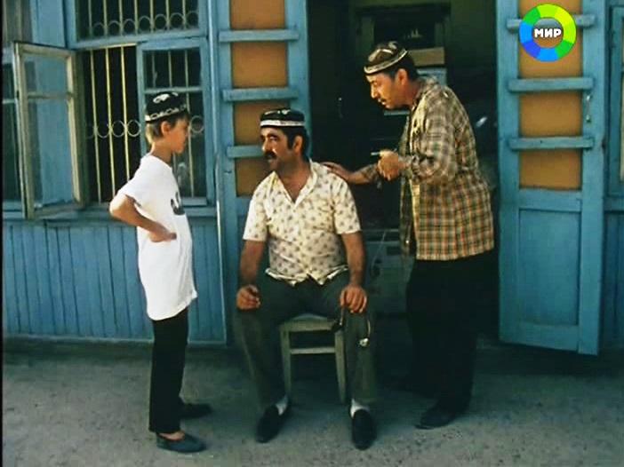 Кадр из фильма «Абдулладжан, или Посвящается Стивену Спилбергу»