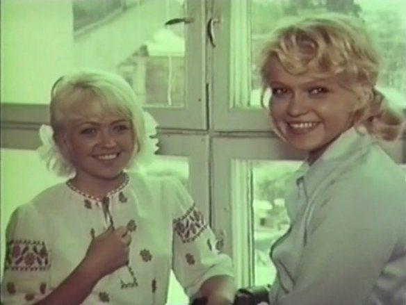 Кадр из фильма «Абитуриентка»