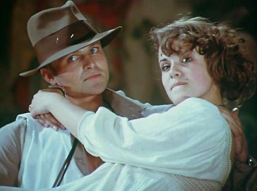 Кадр из фильма «Адам женится на Еве»