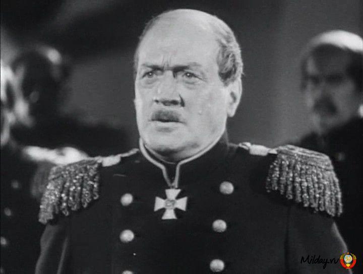 Кадр из фильма «Адмирал Нахимов»