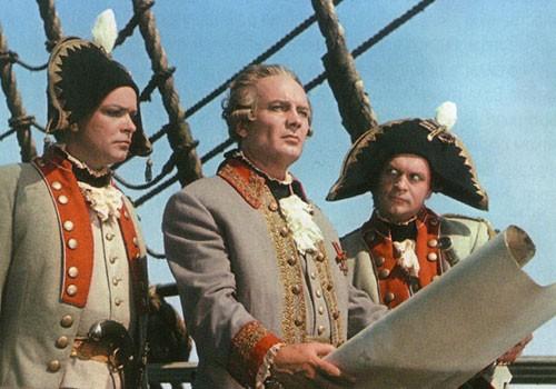 Кадр из фильма «Адмирал Ушаков»