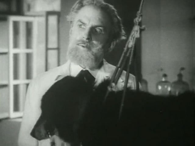Кадр из фильма «Академик Иван Павлов»