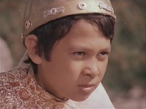 Кадр из фильма «Акмаль, дракон и принцесса»