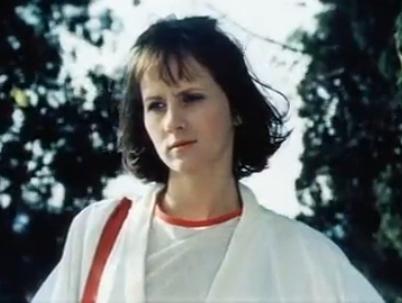 Кадр из фильма «Акселератка»