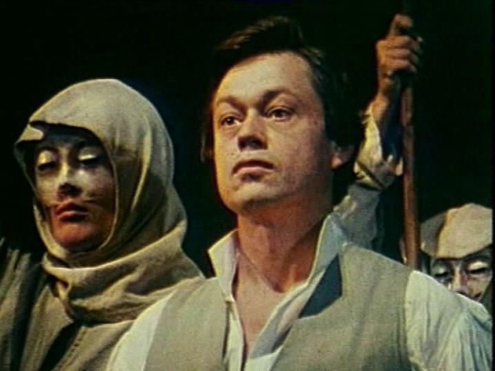 Кадр из фильма «Юнона и Авось»