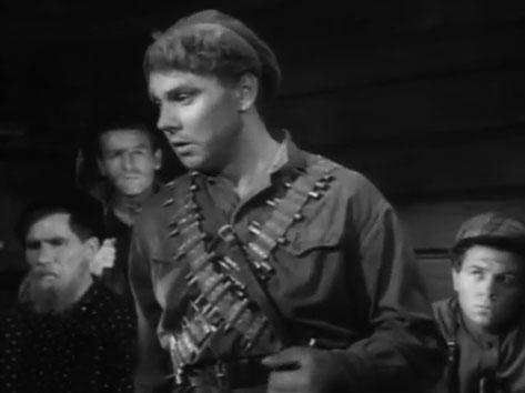 Кадр из фильма «Юность наших отцов»