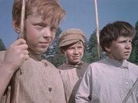 Кадр из фильма «Тайна зелёного бора»