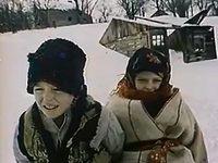 Кадр из фильма «Такая поздняя, такая теплая осень»
