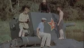"""Кадр из фильма «Танк """"Клим Ворошилов-2""""»"""