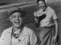 Кадр из фильма «Трактористы»