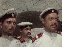 Кадр из фильма «Свеаборг»