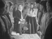 Кадр из фильма «Сельская учительница»