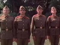 Кадр из фильма «Семеро солдатиков»