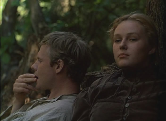 Кадр из фильма «Сибириада»