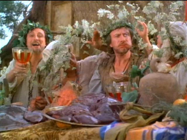 Кадр из фильма «Сказка странствий»
