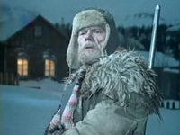 Кадр из фильма «Следы на снегу»