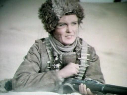 Кадр из фильма «Сорок первый»