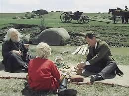 Кадр из фильма «Степь»
