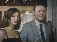 Кадр из фильма «Сувенир для прокурора»