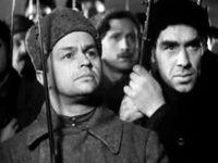 Кадр из фильма «Разгром Юденича»