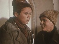 Кадр из фильма «Рожденные бурей»