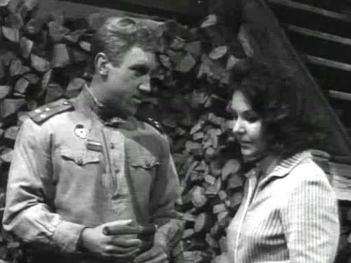 Кадр из фильма «Я родом из детства»