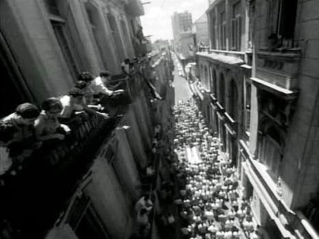 Кадр из фильма «Я – Куба»