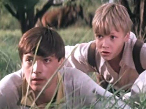 Кадр из фильма «Я — Хортица»