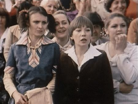Кадр из фильма «Яблоко на ладони»