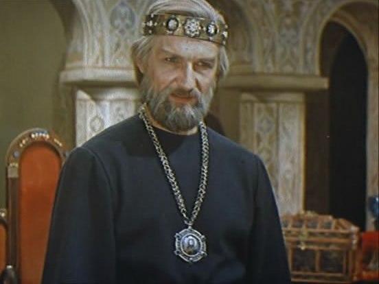 Кадр из фильма «Ярослав Мудрый»