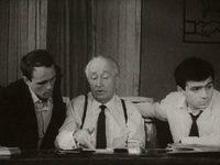 Кадр из фильма «Эффект Кулешова»