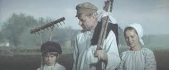 Кадр из фильма «Щедрый вечер»