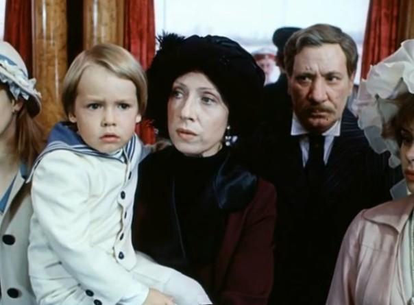 Кадр из фильма «Васса»