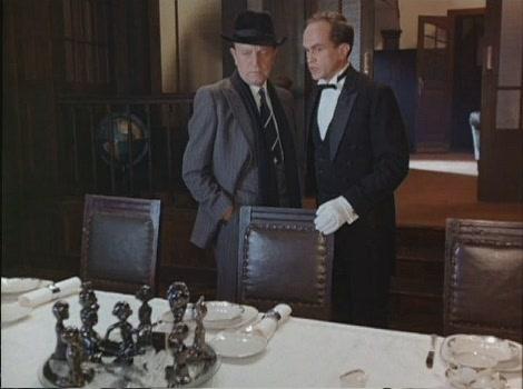 Кадр из фильма «Десять негритят»