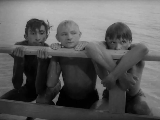 Кадр из фильма «До свидания, мальчики!»