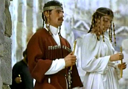 Кадр из фильма «Древо желания»
