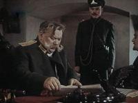 Кадр из фильма «Шведская спичка»