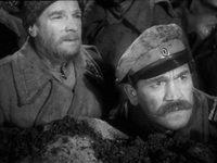Кадр из фильма «Шли солдаты...»