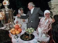 Кадр из фильма «Бабушки надвое сказали...»