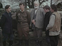 Кадр из фильма «Багряные берега»