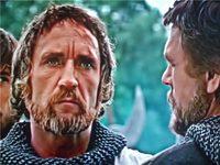 Кадр из фильма «Баллада о доблестном рыцаре Айвенго»