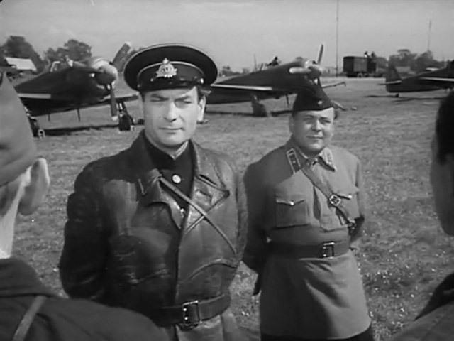 Кадр из фильма «Балтийское небо»