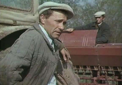 Кадр из фильма «Калина красная»