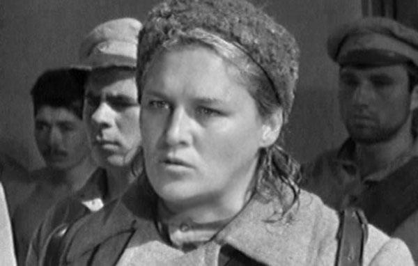 Кадр из фильма «Комиссар»