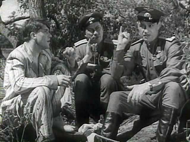 Кадр из фильма «Небесный тихоход»