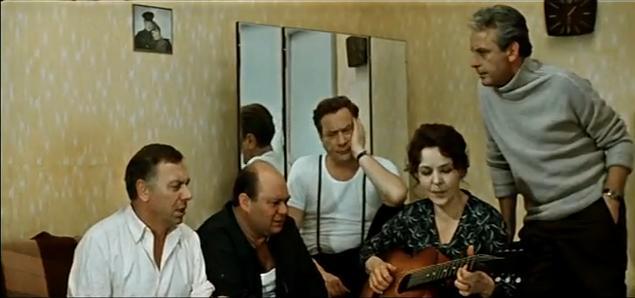 Кадр из фильма «Белорусский вокзал»