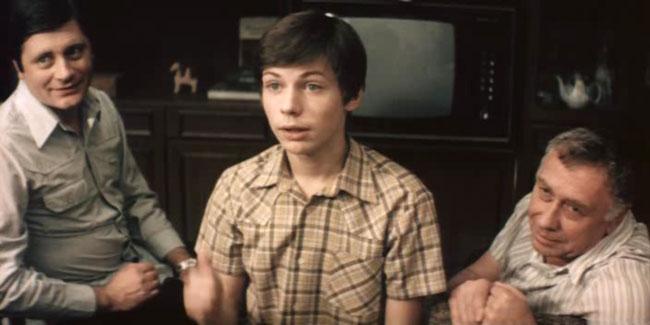 Кадр из фильма «Отцы и деды»
