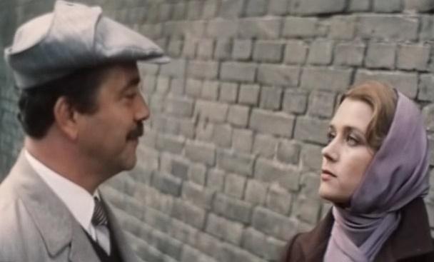 Кадр из фильма «Пароль знали двое»