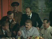 Кадр из фильма «Пиры Валтасара или ночь со Сталиным»
